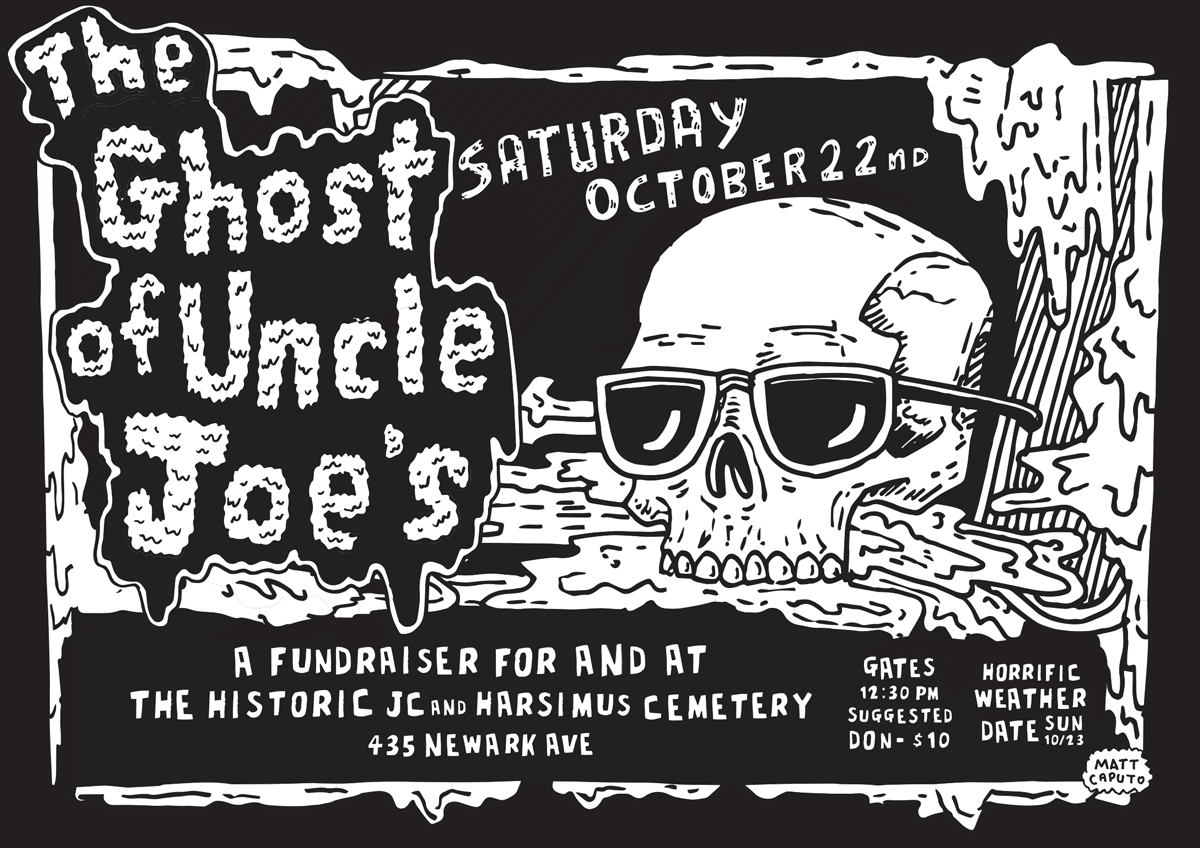 The Ghost of Uncle Joes - Jersey City
