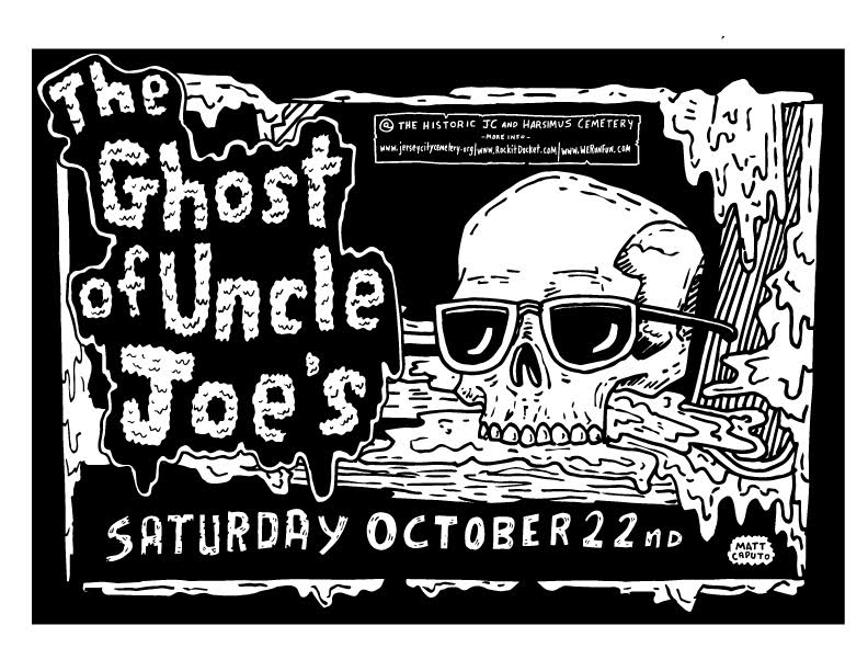 SAT 10-22 The Ghost Of Uncle Joe's