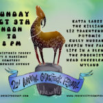 Delayed Start SUN 10-09 Second Annual Goat Stock