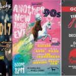NYE : A Lucky's Night – Family Affair – Another 90's in Asbury