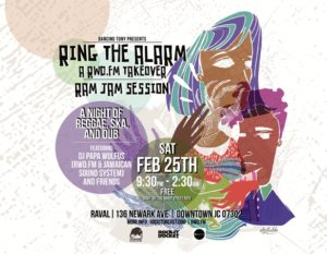 SAT 02-25 Ring the Alarm: Ram Jam Sessions