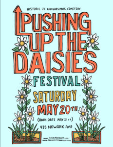 SAT 05-20 6th Annual Pushing Up the Daisies Music Festival